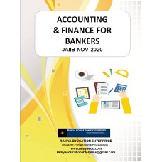 Accounting and Finance for Bankers (May 2021 )