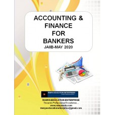 Accounting and Finance for Bankers (May 2020)