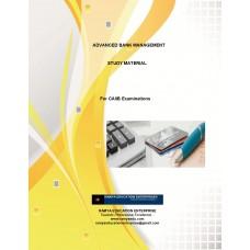 Advance Bank Management (June 2020)