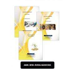 CAIIB Combo (ABM+BFM+Rural Banking-Dec 2021)
