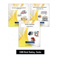 CAIIB Combo (ABM+BFM+Retail Banking)