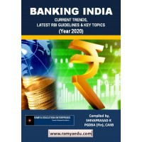Banking India - Current Trends , Latest RBI Guidelines & Key topics