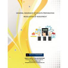 General Insurance Accounts Preparation and Regulation of Investment (IC46)