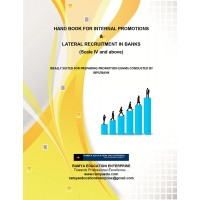 Hand Book for Promotions (Scale IV and above) (IBPS/Bank conducted)