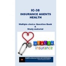 IC 38 – Insurance Agent (Health Insurance)