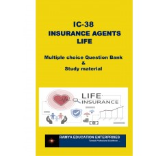 IC 38 – Insurance Agent (Life )