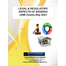 Legal and Regulatory Aspects of Banking (May 2021)