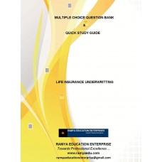 Life Insurance Underwriting
