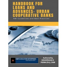 Hand book for Loans and advances Urban cooperative banks