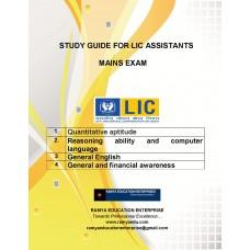 LIC Assistants (Mains)